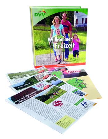 Buchcover Sammelordner DVV | Heel Verlag