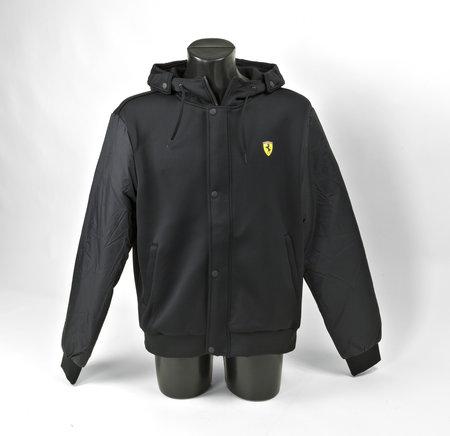 Artikelbild Original Ferrari Bomberjacke in schwarz (Größe: XL) | Heel Verlag