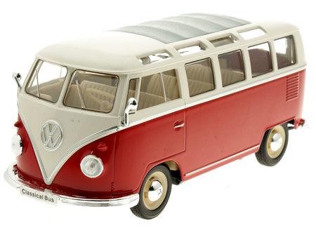 Artikelbild Originalgetreues Sammlermodell VW Bulli Samba 1962   Heel Verlag
