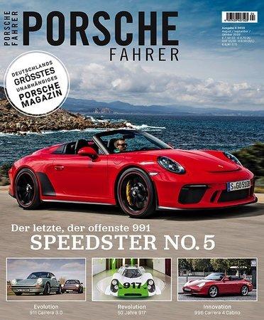 PORSCHE FAHRER Magazin | Ausgabe 4-2019 vom HEEL Verlag