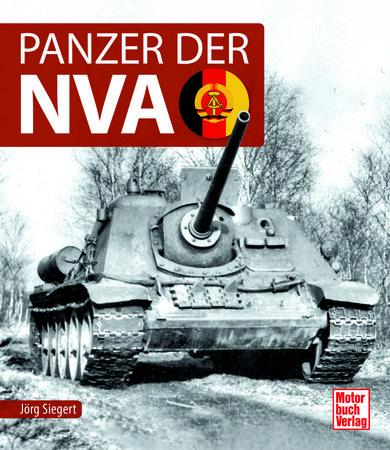 Buchcover Panzer der NVA | Heel Verlag GmbH