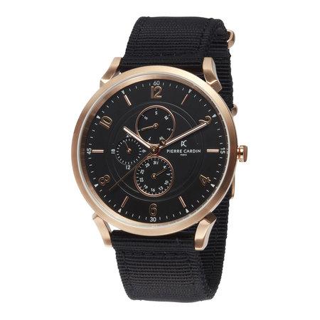 Elegante Armbanduhr Pigalle Nine von Pierre Cardin | Heel Verlag