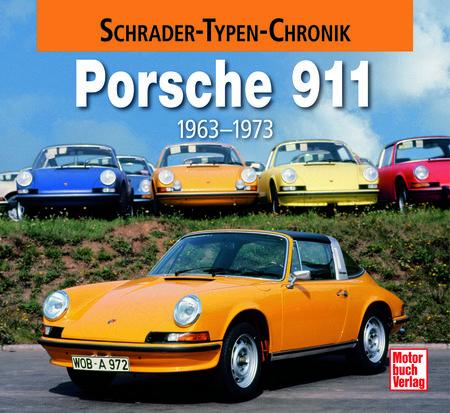 Buchcover Porsche 911 | Heel Verlag