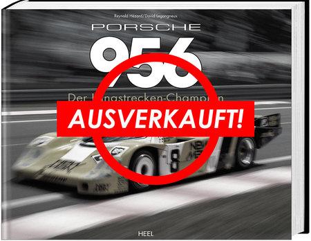 Buchcover Porsche 956 | Heel Verlag