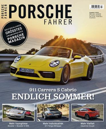 PORSCHE FAHRER Magazin | Ausgabe 3-2019 vom HEEL Verlag