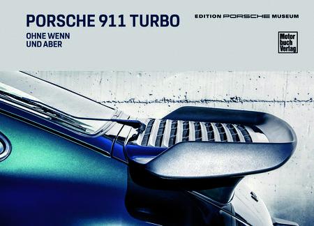 Buchcover Porsche 911 Turbo | Heel Verlag