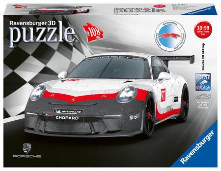 Artikelbild 3D-Modell von einem Porsche 911 GT3 Cup selber bauen | Heel Verlag