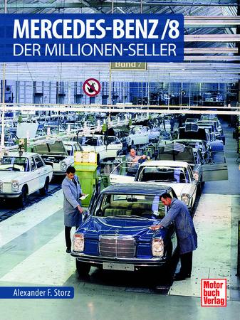 Mercedes-Benz Strichacht | Heel Verlag