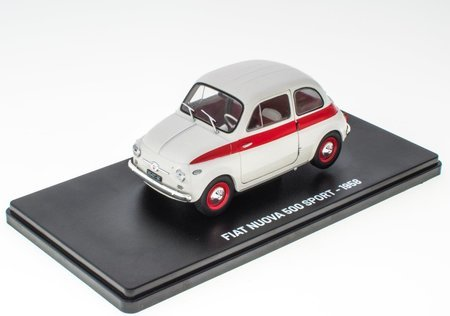 Artikelbild Sammlermodell Fiat Nuova Sport 1:24 | Heel Verlag