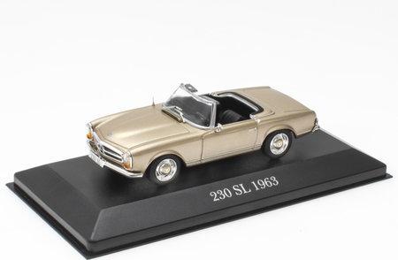 Artikelbild Sammlermodell Mercedes 230 SL Sport 1963 - 1:43   Heel Verlag