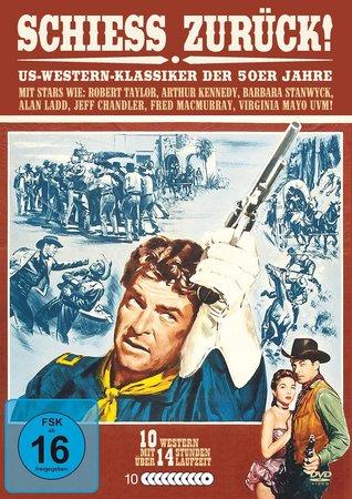 Cover Schiess zurück - US-Western-Klassiker der 50er Jahre   Heel Verlag