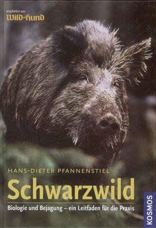Cover Schwarzwild bejagen - ein Leitfaden für die Praxis | Heel Verlag
