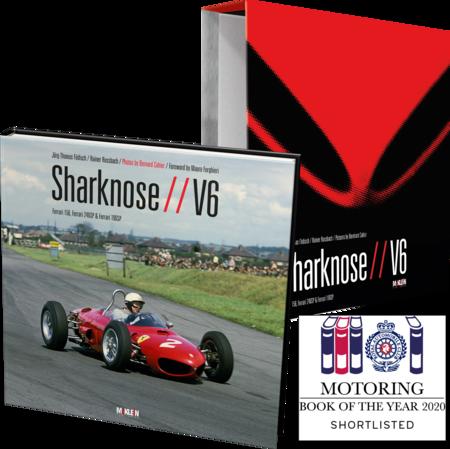 Cover Sharknose V6   Heel Verlag