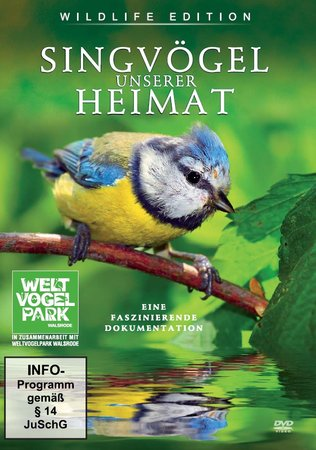 Cover Singvögel unserer Heimat DVD