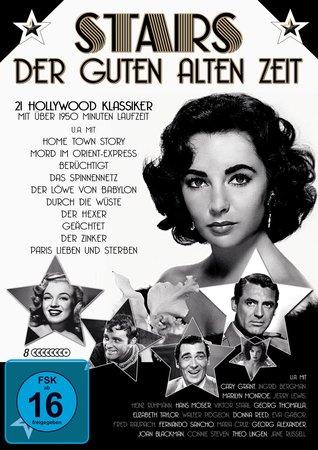 Cover21 Unvergessene Film-Klassiker auf 8 DVDs| Heel Verlag