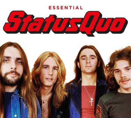 Albumcover Status Quo - Essential - 3 CDs   Heel Verlag