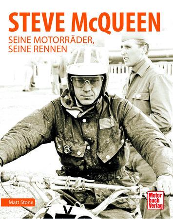 Cover Steve McQueen   Heel Verlag