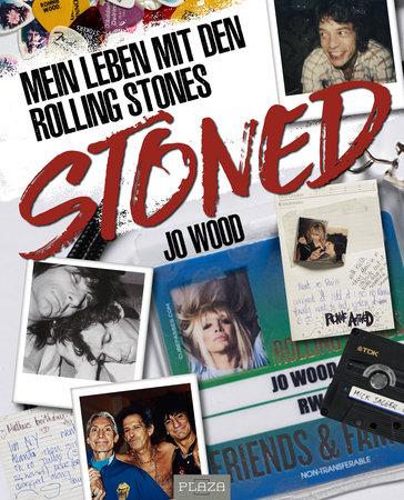 Buchcover Stoned - Mein Leben mit den Rolling Stones | Heel Verlag