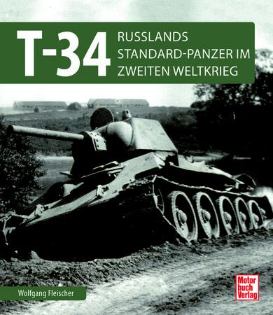 Buchcover T-34 Panzer | Heel Verlag GmbH