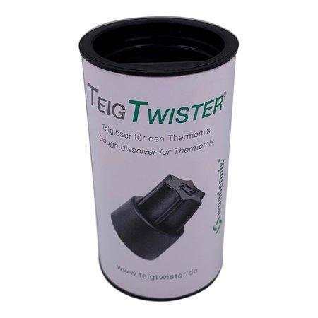 Cover TeigTwister® Kunststoff, schwarz für TM6/TM5 vom Heel Verlag