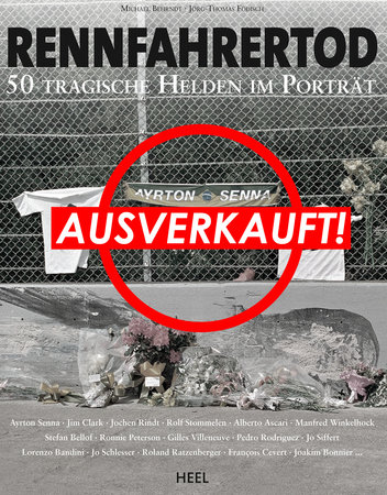 Buchcover Rennfahrertod | Heel Verlag