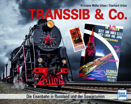Buchcover Faszination Transsibirische Eisenbahn | Heel Verlag
