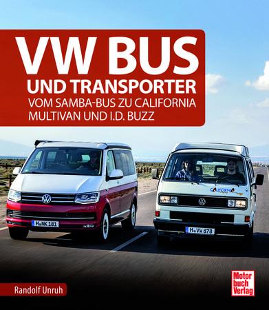 VW Bus und Transporter | Heel Verlag
