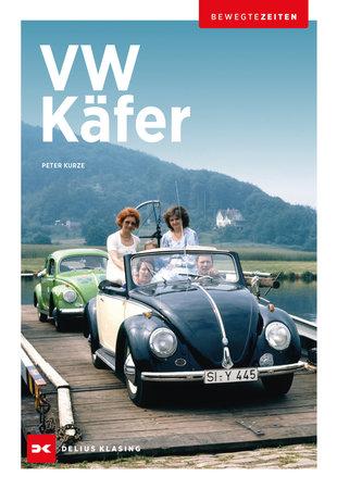 Buchcover VW Käfer | Heel Verlag GmbH