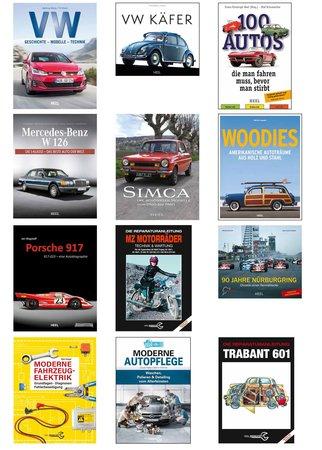 Auto/Technik-Überraschungspaket Nr.1 | Heel Verlag