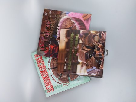 Buchcover WeihnachtsbundleHerrliche Winter- und Weihnachtsmuffins   Heel Verlag