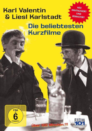 Karl Valentin und Liesl Karlstadt - Die beliebtesten Kurzfilme (DVD) | Heel Verlag