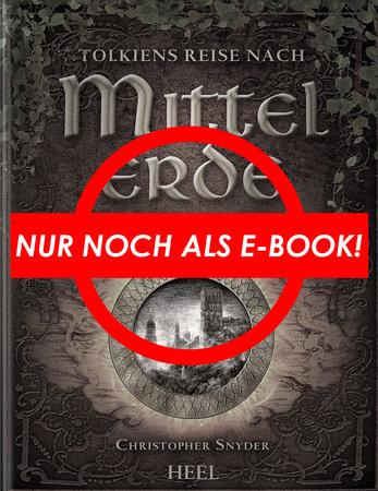 Buchcover Tolkiens Reise nach Mittelerde | Heel Verlag