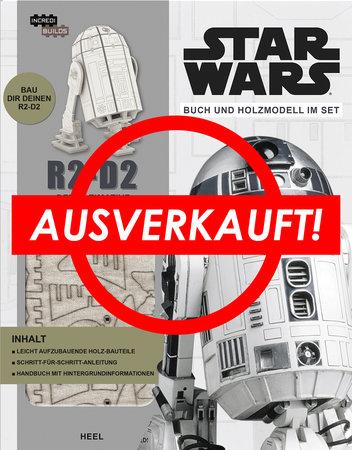 Buchcover Incredibuilds: R2-D2 | Heel Verlag