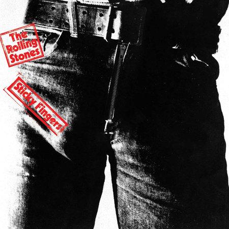 Albumcover The Rolling Stones: Sticky Fingers (CD)   Heel Verlag