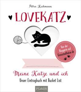 Buchcover Lovekatz - Meine Katze und ich | Heel Verlag