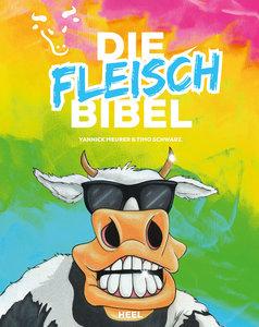 Buchcover Die Fleischbibel - Leidenschaft für Premiumfleisch | Heel Verlag
